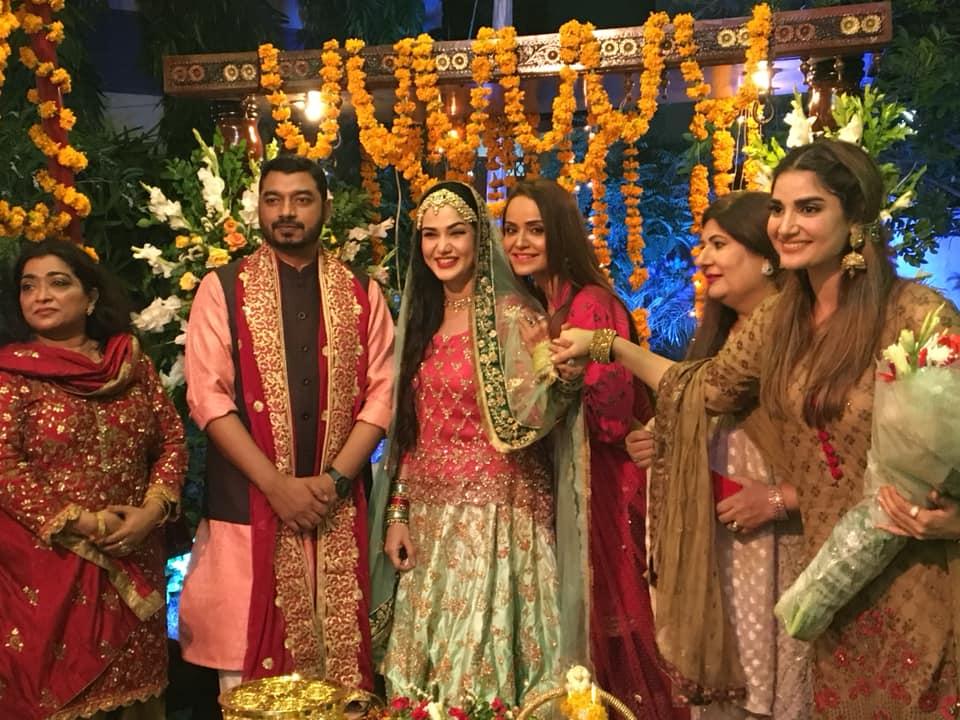 Naheed Shabbir Wedding 8