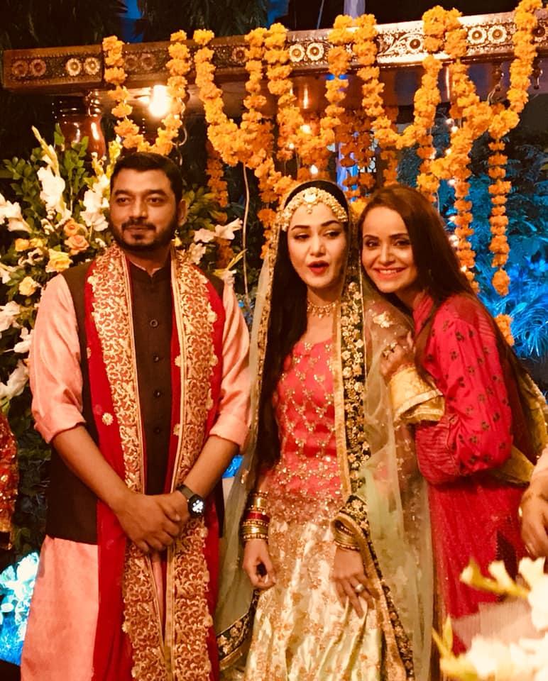 Naheed Shabbir Wedding 9