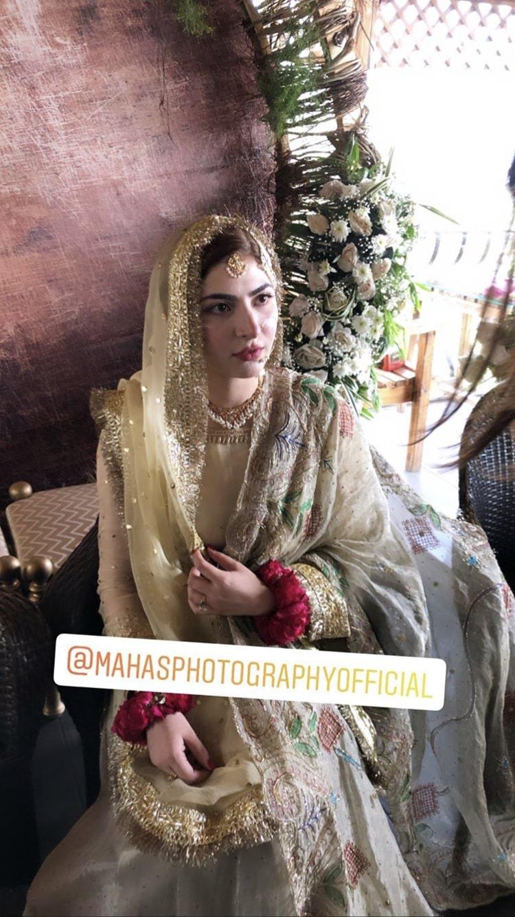 hamza Ali Abbasi wedding