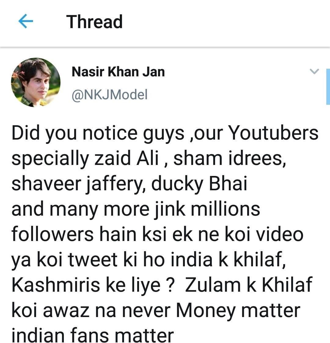 Nasir Khan image 2