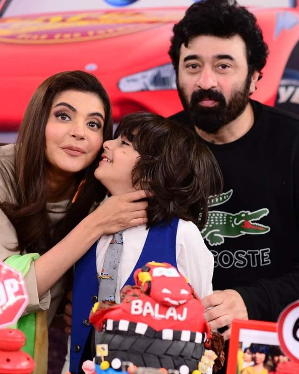 Nida Yasir Balaj 14