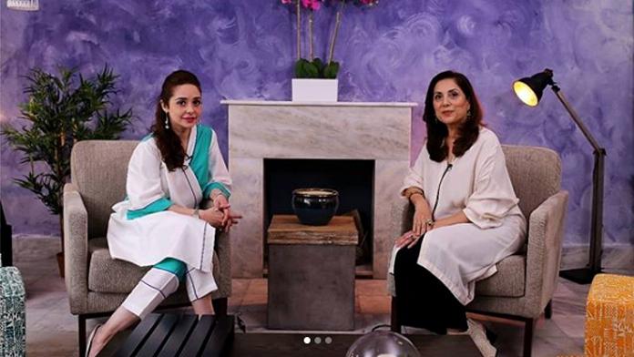 Rewind with Samina Peerzada Juggan Kazim