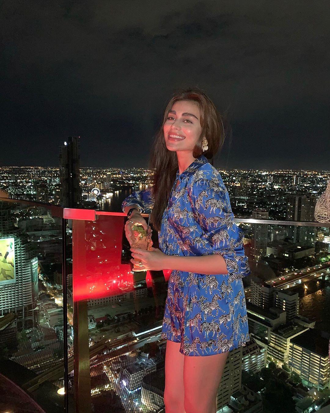 Sadaf Kanwal in Bangkok 4