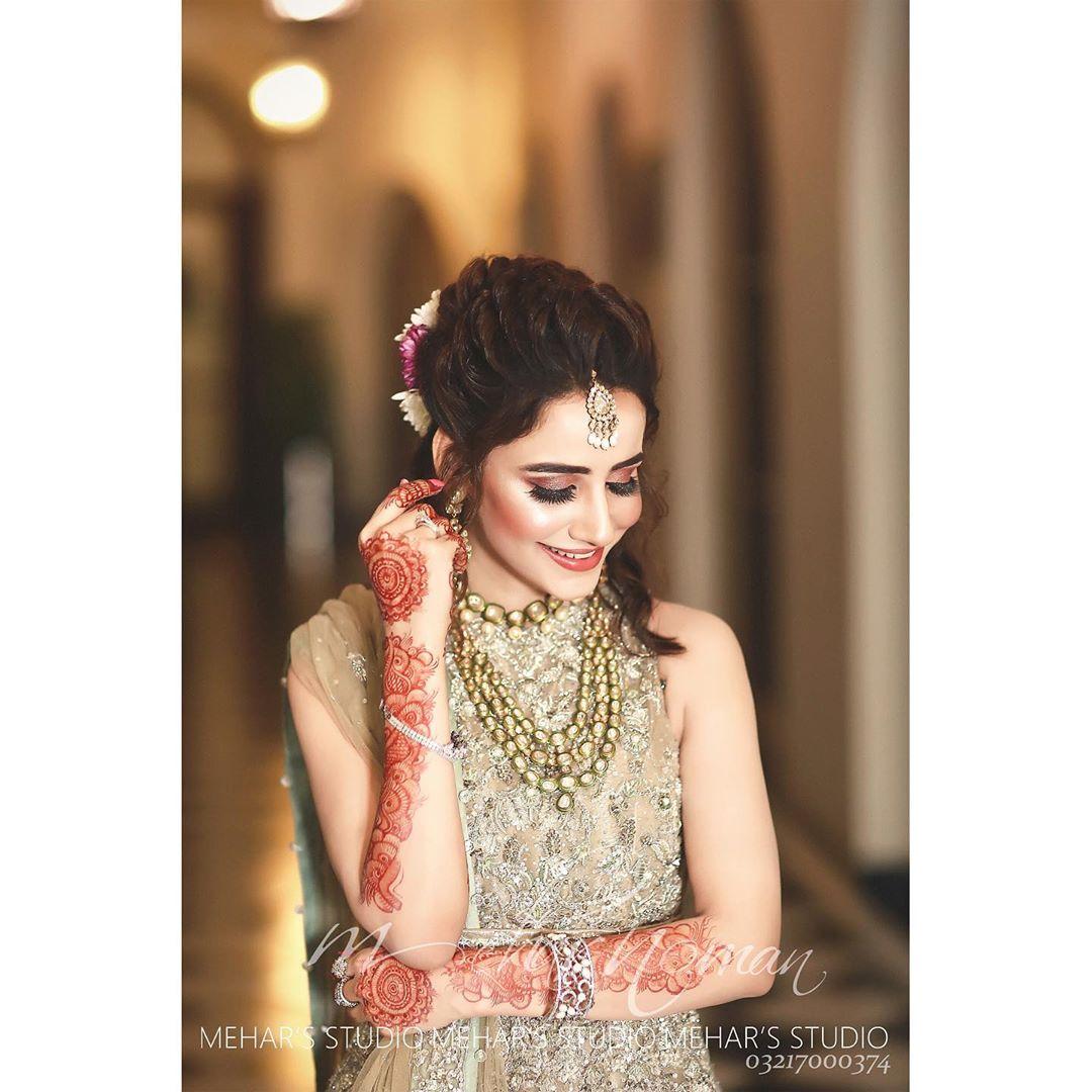 Saniya Shamshad Walima Photo Shoot 2