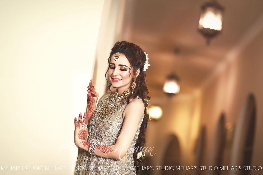 Saniya Shamshad Walima Photo Shoot 6