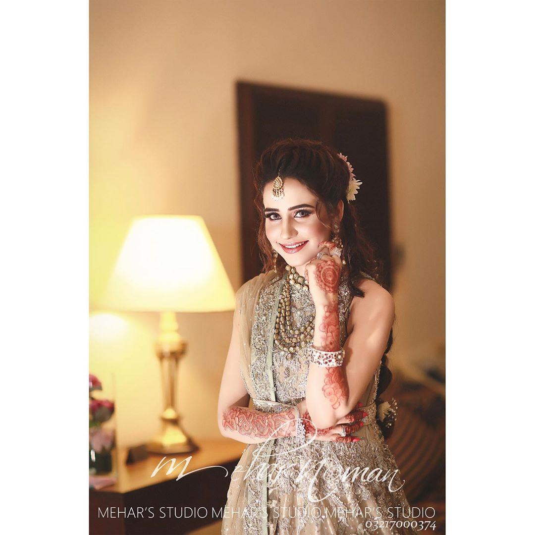 Saniya Shamshad Walima Photo Shoot 8