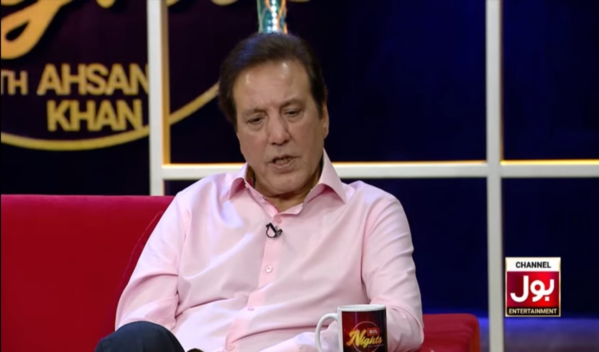 I had to sell my car before Yeh dil Aapka huwa, Javed Sheikh