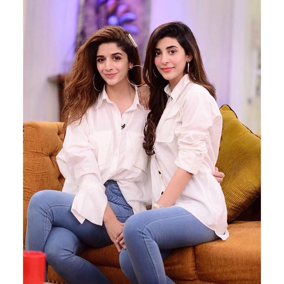 Urwa Mawra Good Morning Pakistan 2