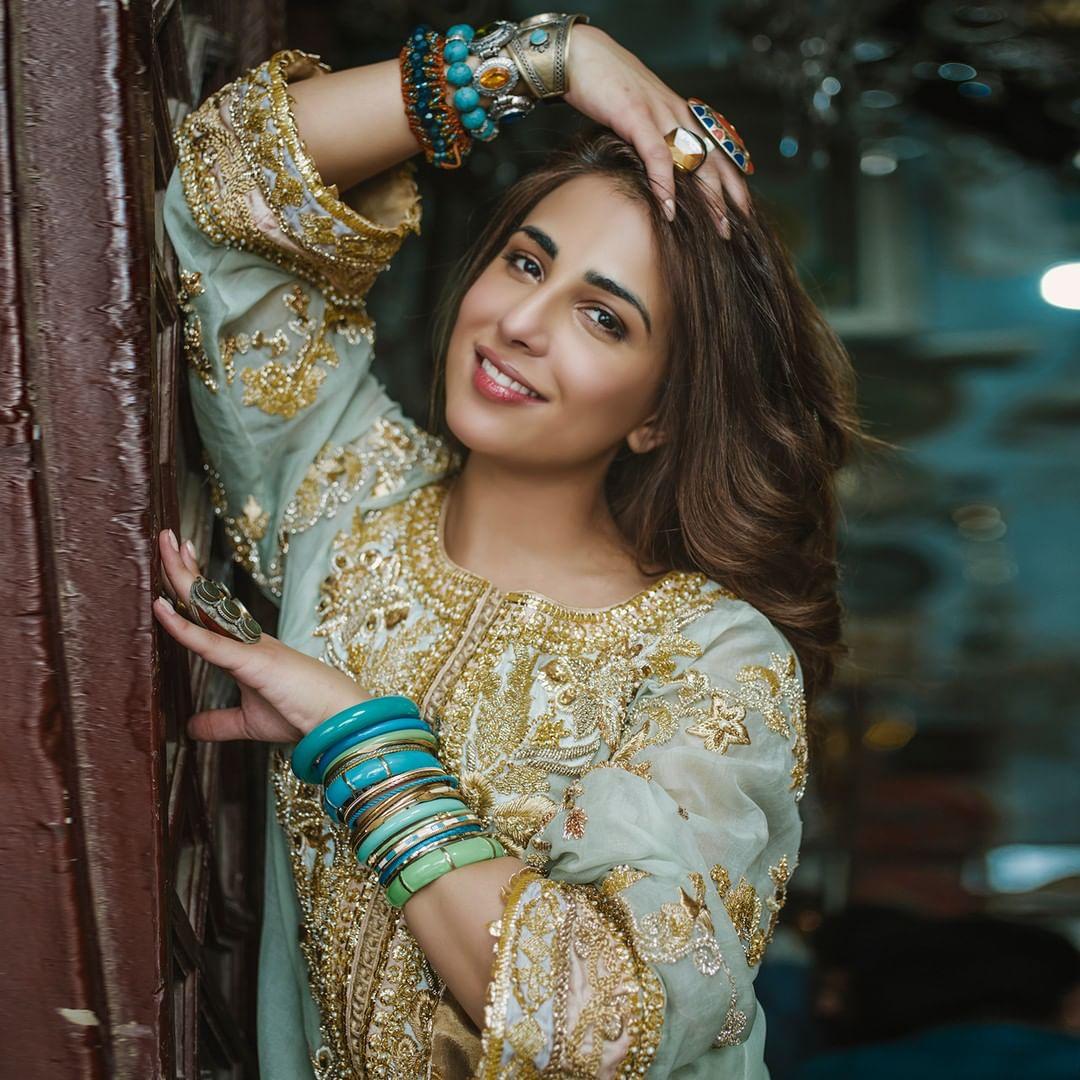 Ushna Shah Photo Shoot Abdullah Haris Souchaj 1