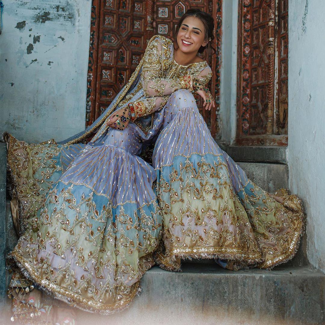 Ushna Shah Photo Shoot Abdullah Haris Souchaj 2