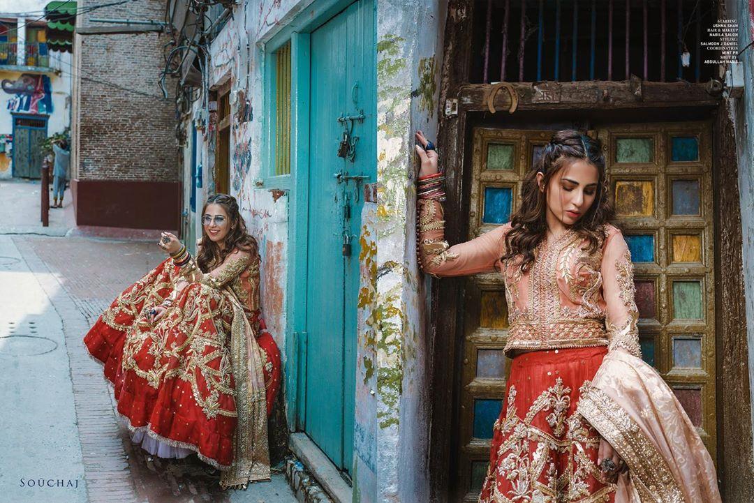 Ushna Shah Photo Shoot Abdullah Haris Souchaj 7
