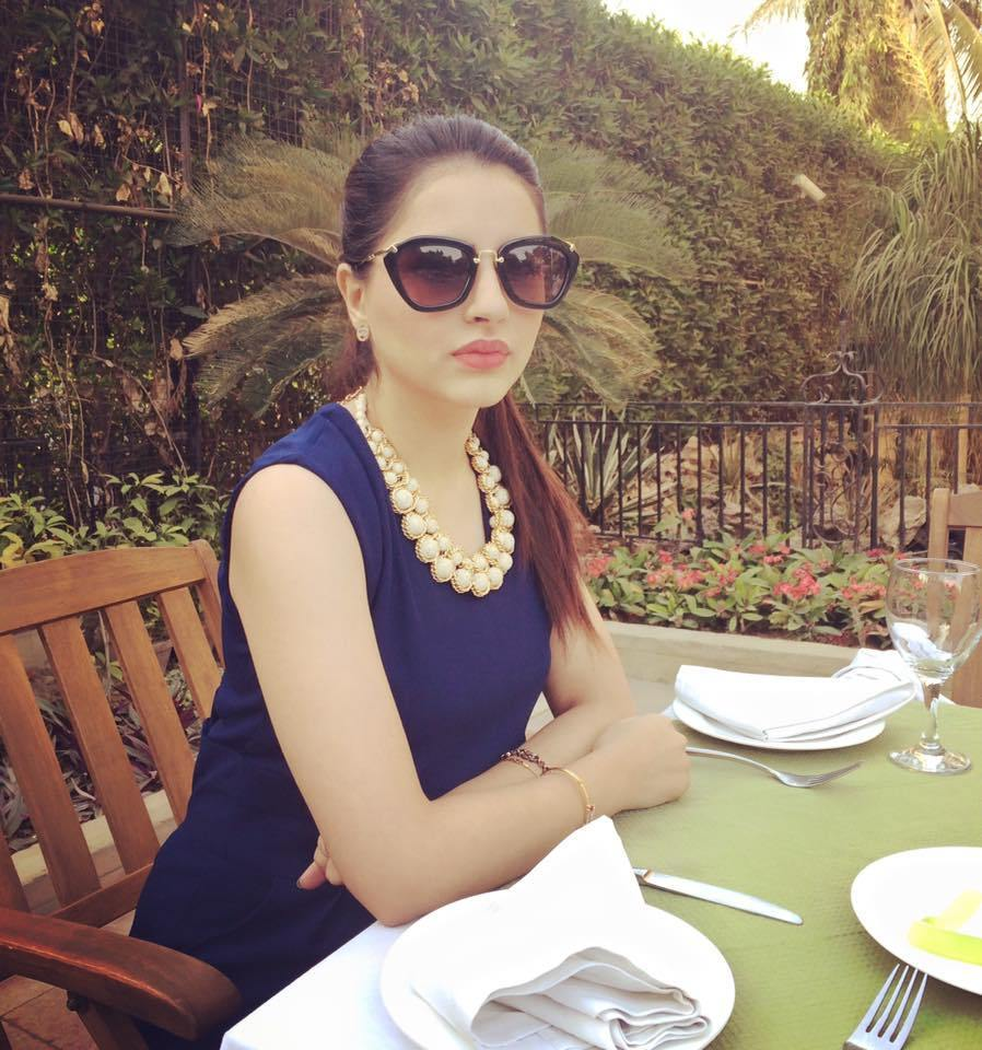 Fatima Effendi Posted Cutest Pictures of Her Son