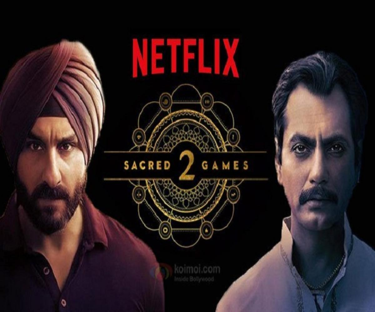 More twisted, compelling and unexpected season of Sacred Games is coming