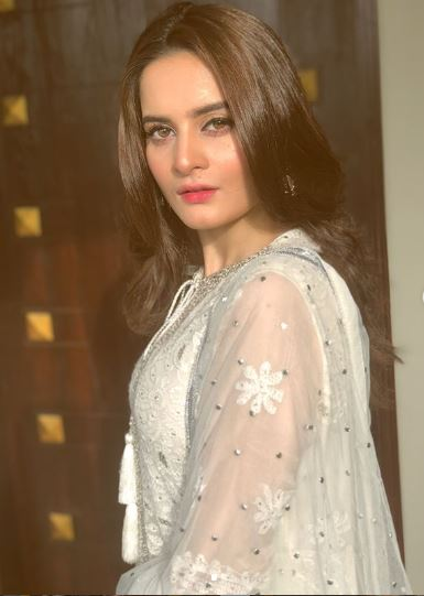 Top 10 Dresses of Aiman Khan