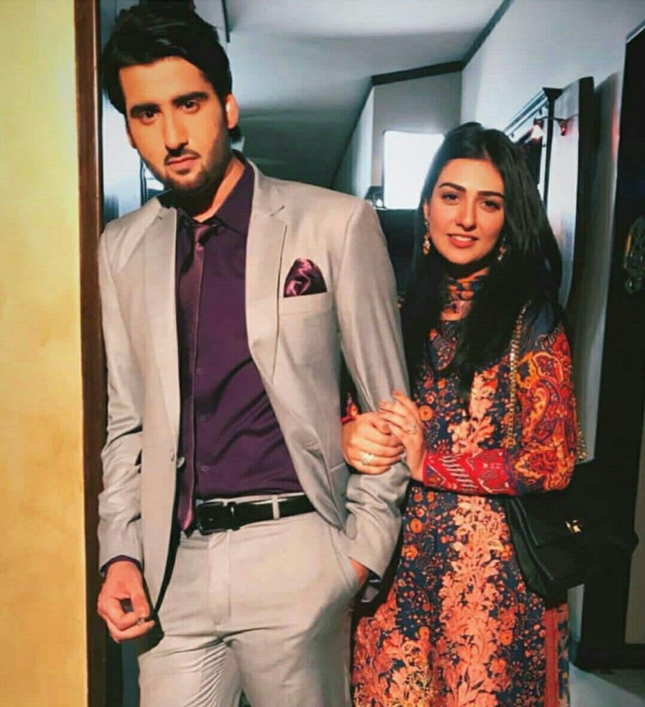 Aagha Ali Speaks Up About Sarah Khan Marriage