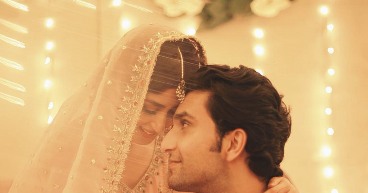 Ahad Mirza and Sajal Aly Announce Their Engagement On Instagram