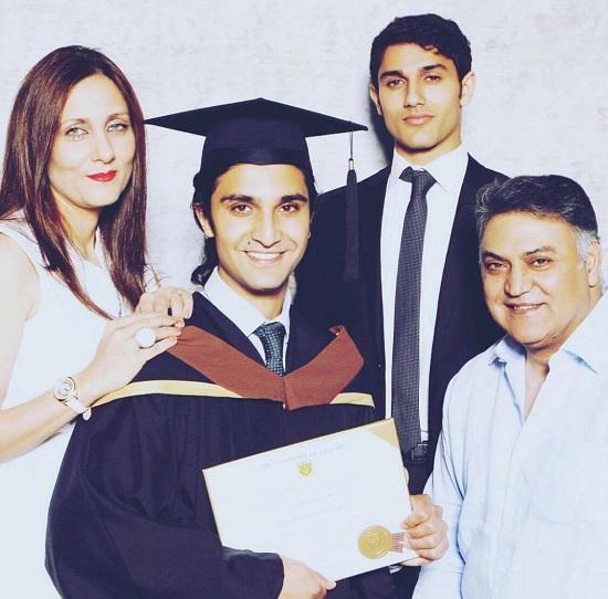 Ahad Raza Mir's Family | Complete Information