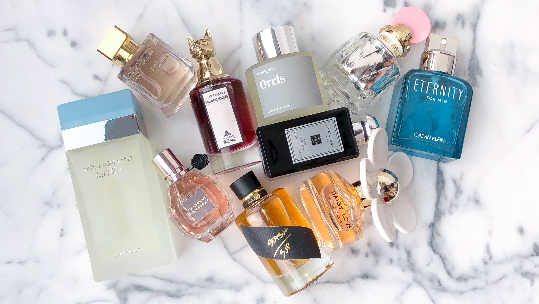 Allure Editors Favorite Fragrances Lede