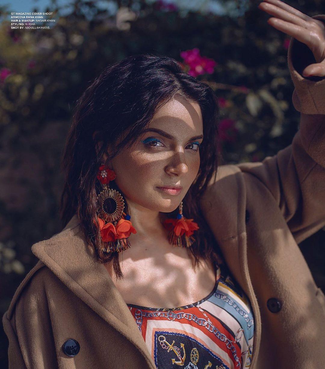 Armeena Khan Photoshoot 1
