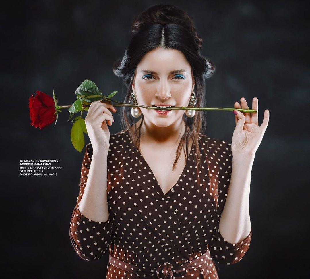 Armeena Khan Photoshoot 2
