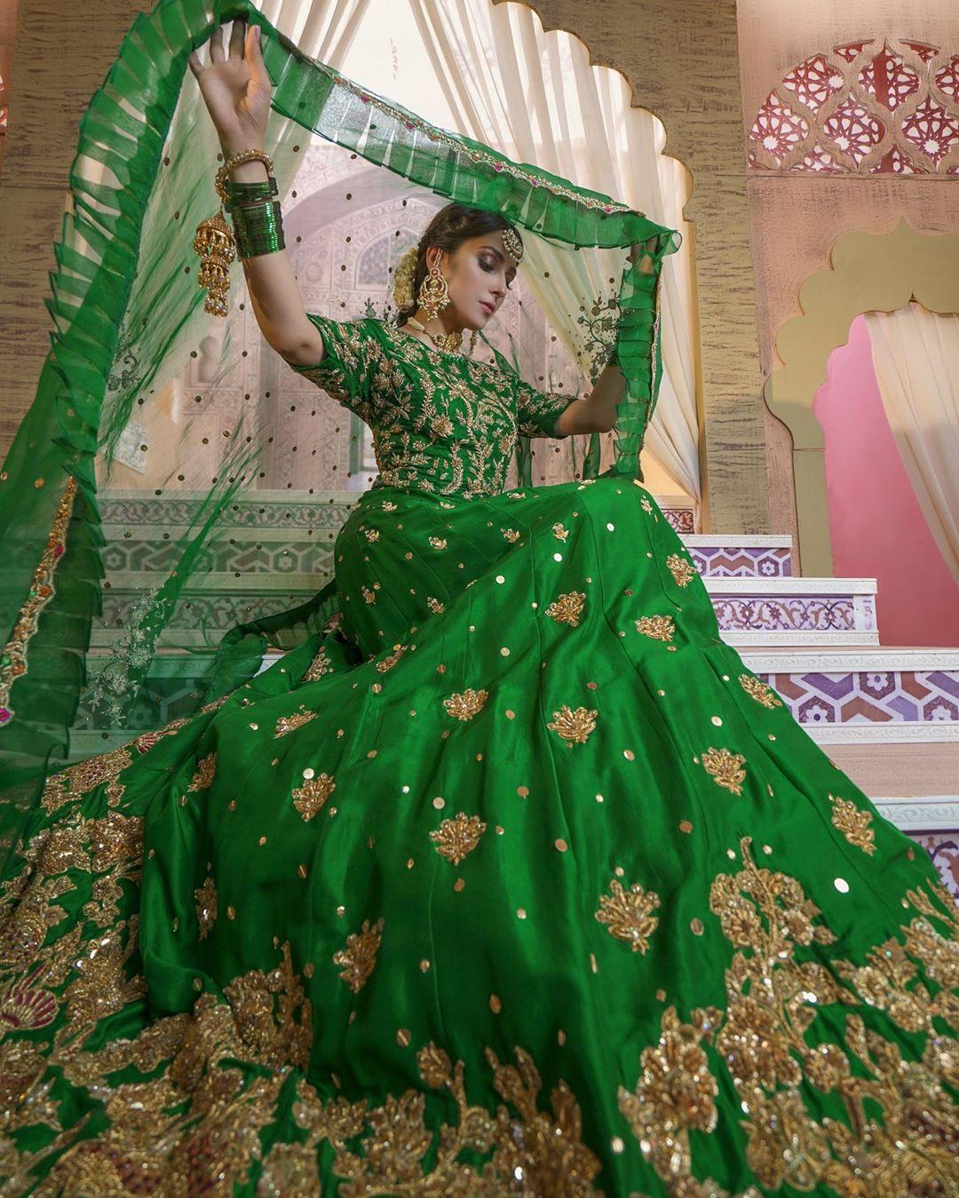 Ayeza khan 7