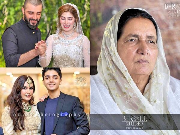 Hamza Ali Abbasi family