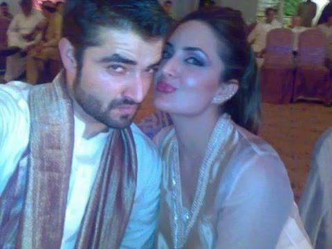 Hamza Ali Abbasi sister