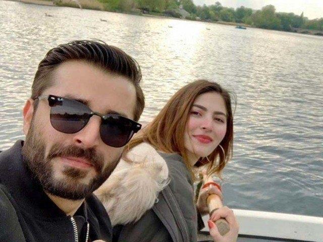 Hamza Naimal together