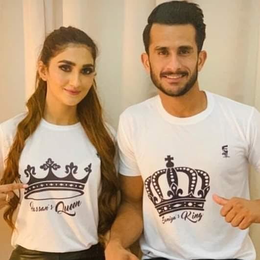 Hassan Ali and Samiyaa 10