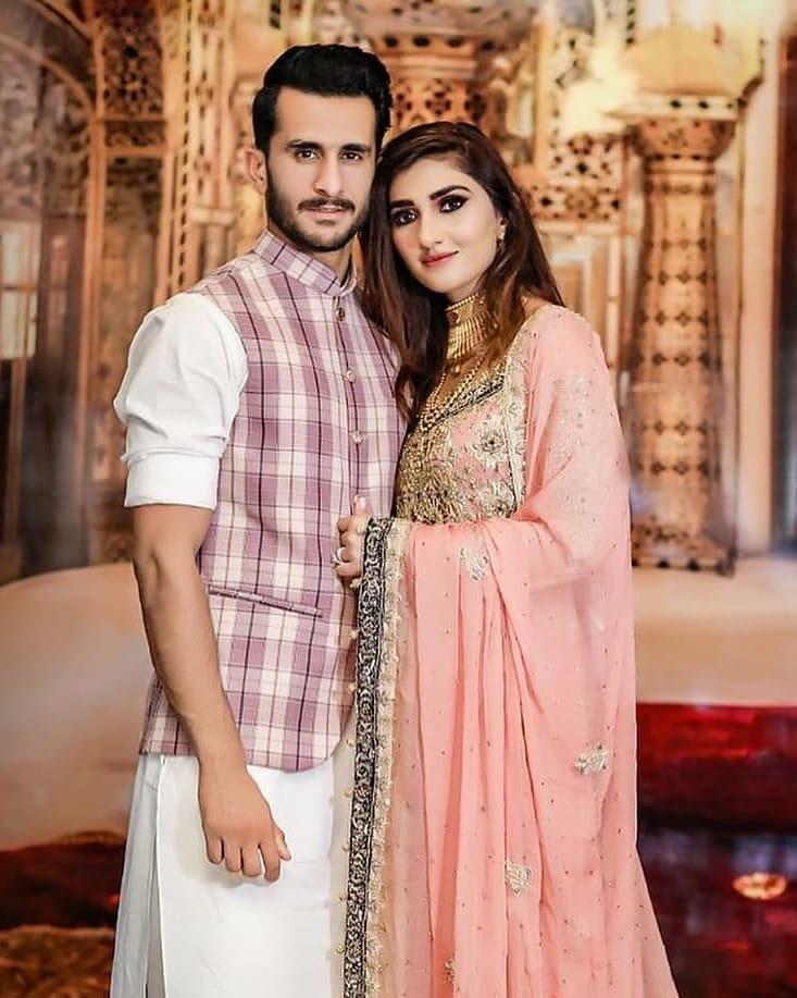 Hassan Ali and Samiyaa 12