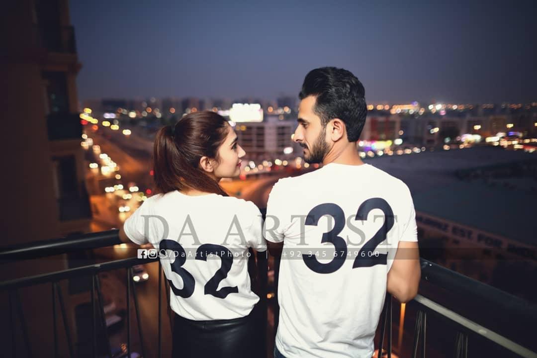 Hassan Ali and Samiyaa 2