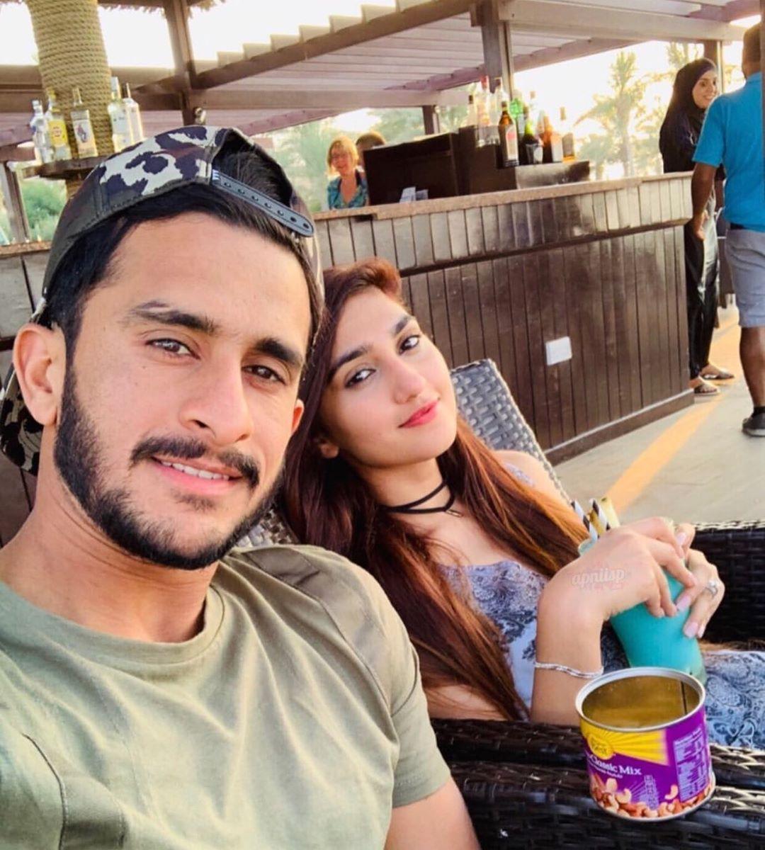 Hassan Ali and Samiyaa 3