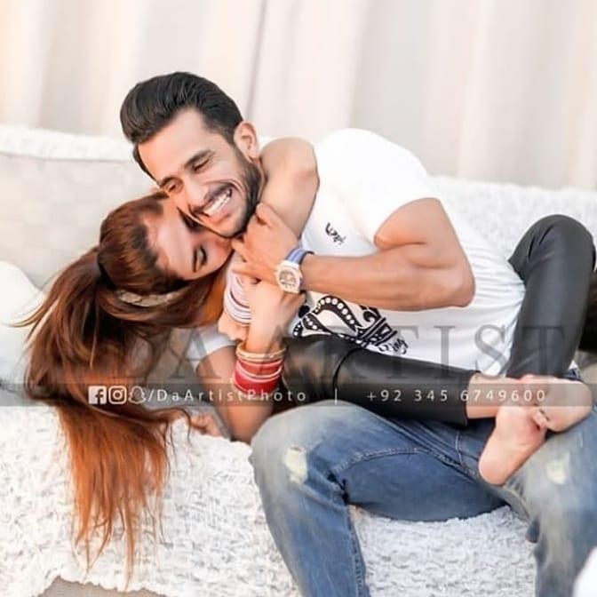 Hassan Ali and Samiyaa 4