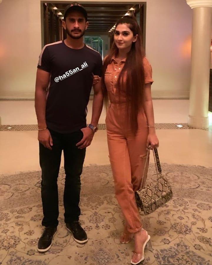 Hassan Ali and Samiyaa 5