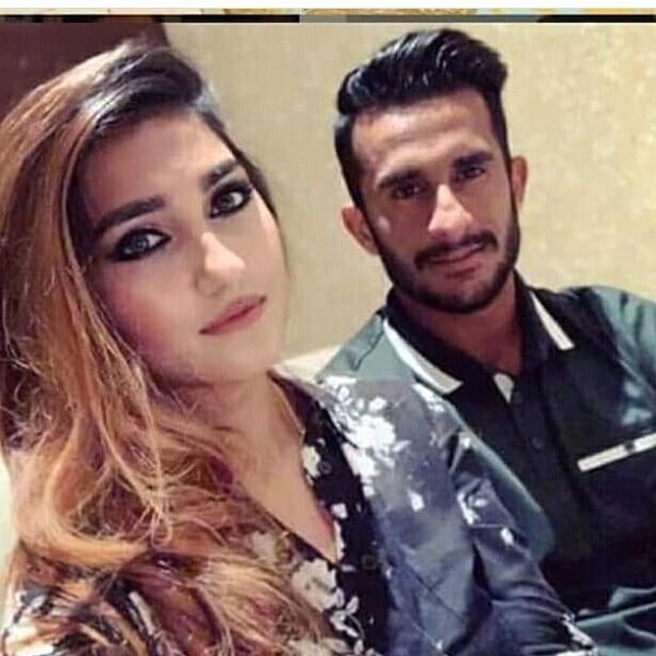 Hassan Ali and Samiyaa 7