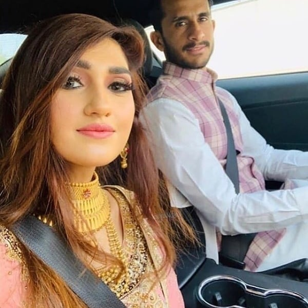 Hassan Ali and Samiyaa 8