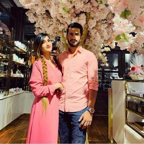 Hassan Ali and Samiyaa 9