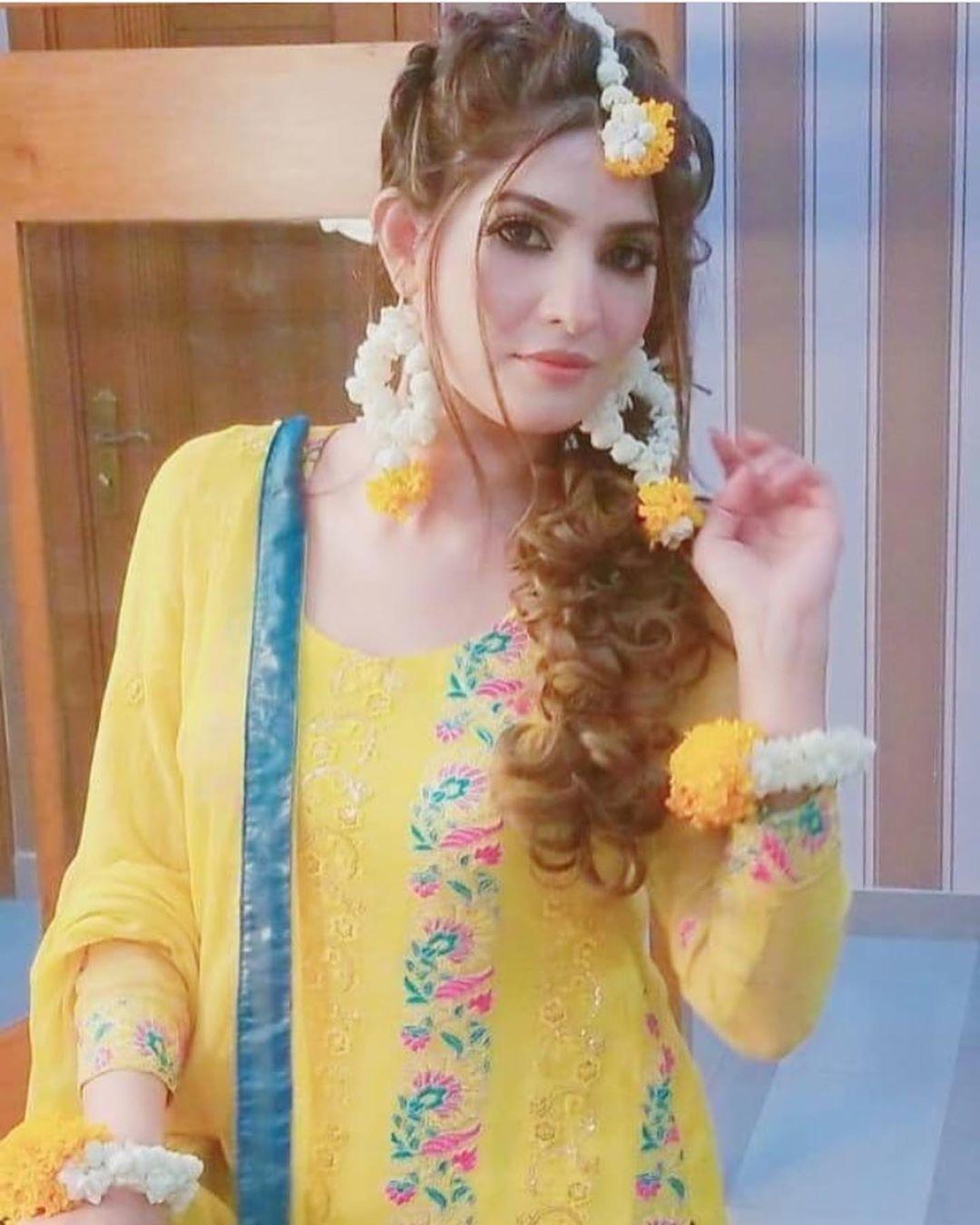 Hifza Chaudhry Wedding 10