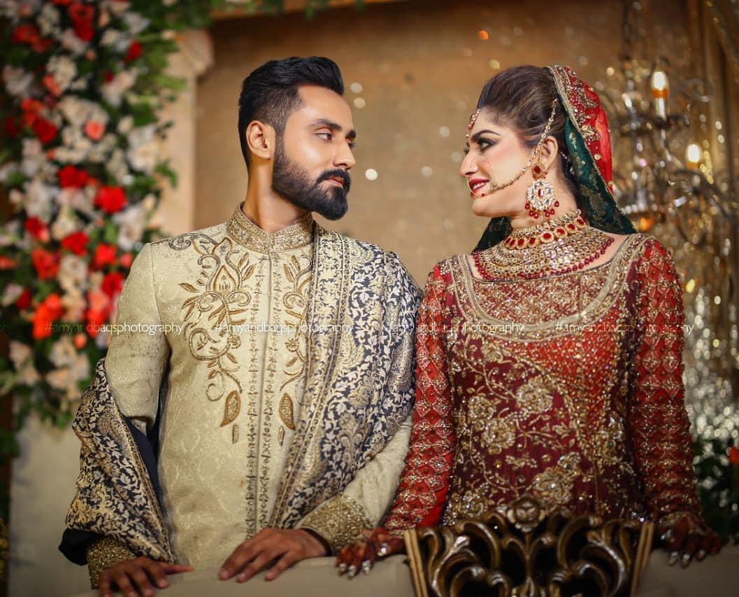 Hifza Chaudhry Wedding 2