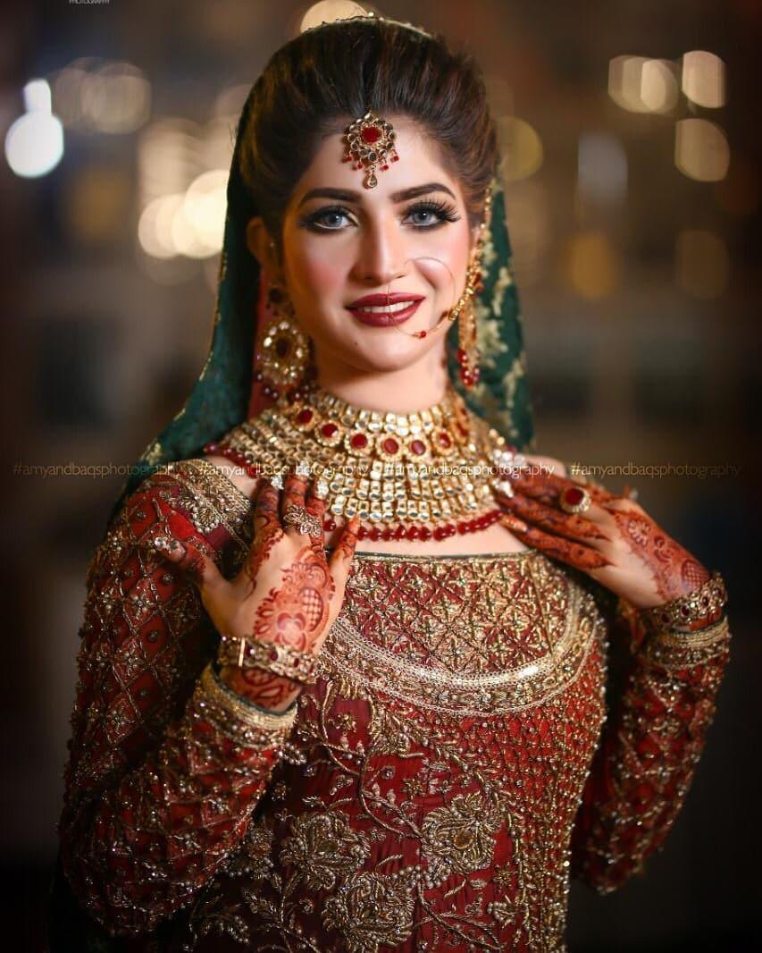 Hifza Chaudhry Wedding 3