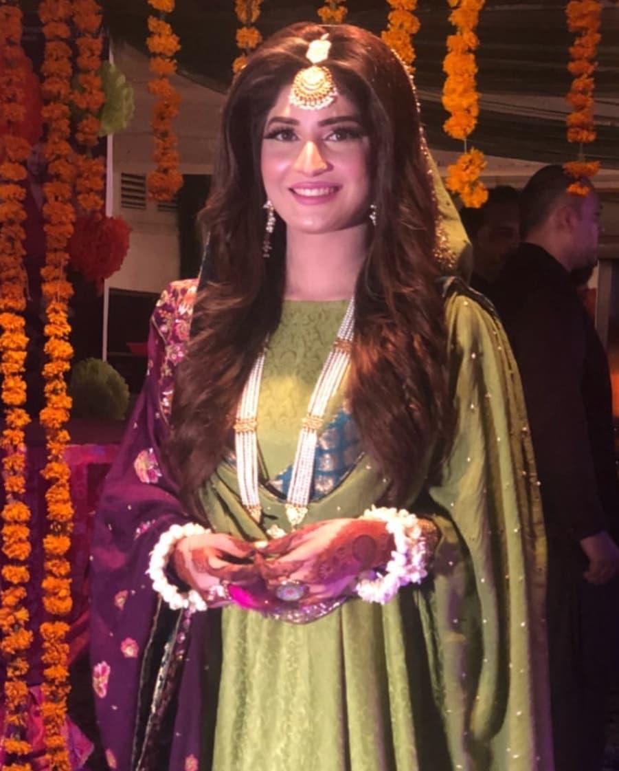 Hifza Chaudhry Wedding 4