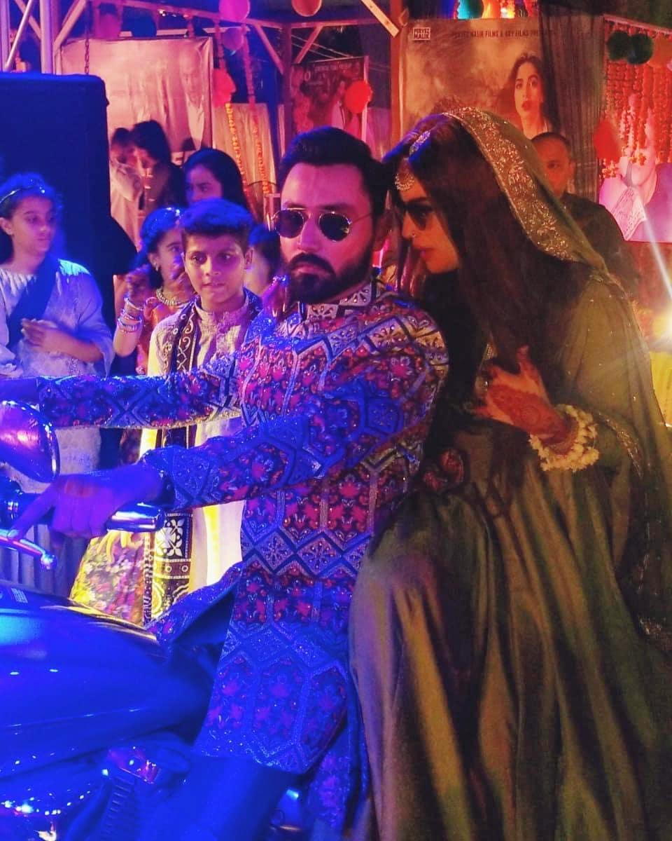 Hifza Chaudhry Wedding 5