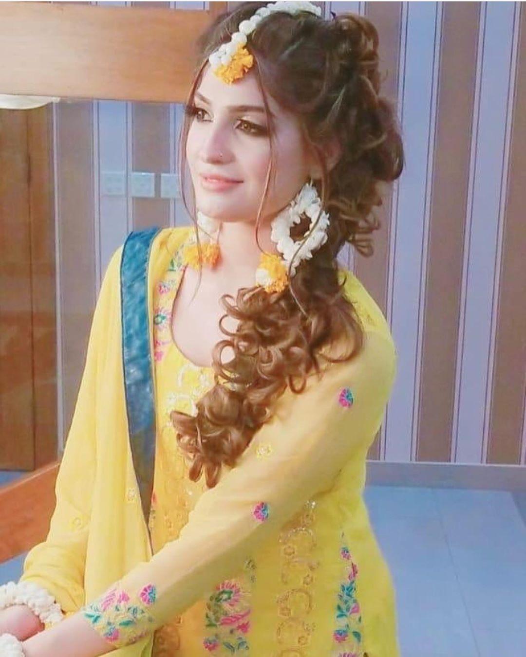 Hifza Chaudhry Wedding 9