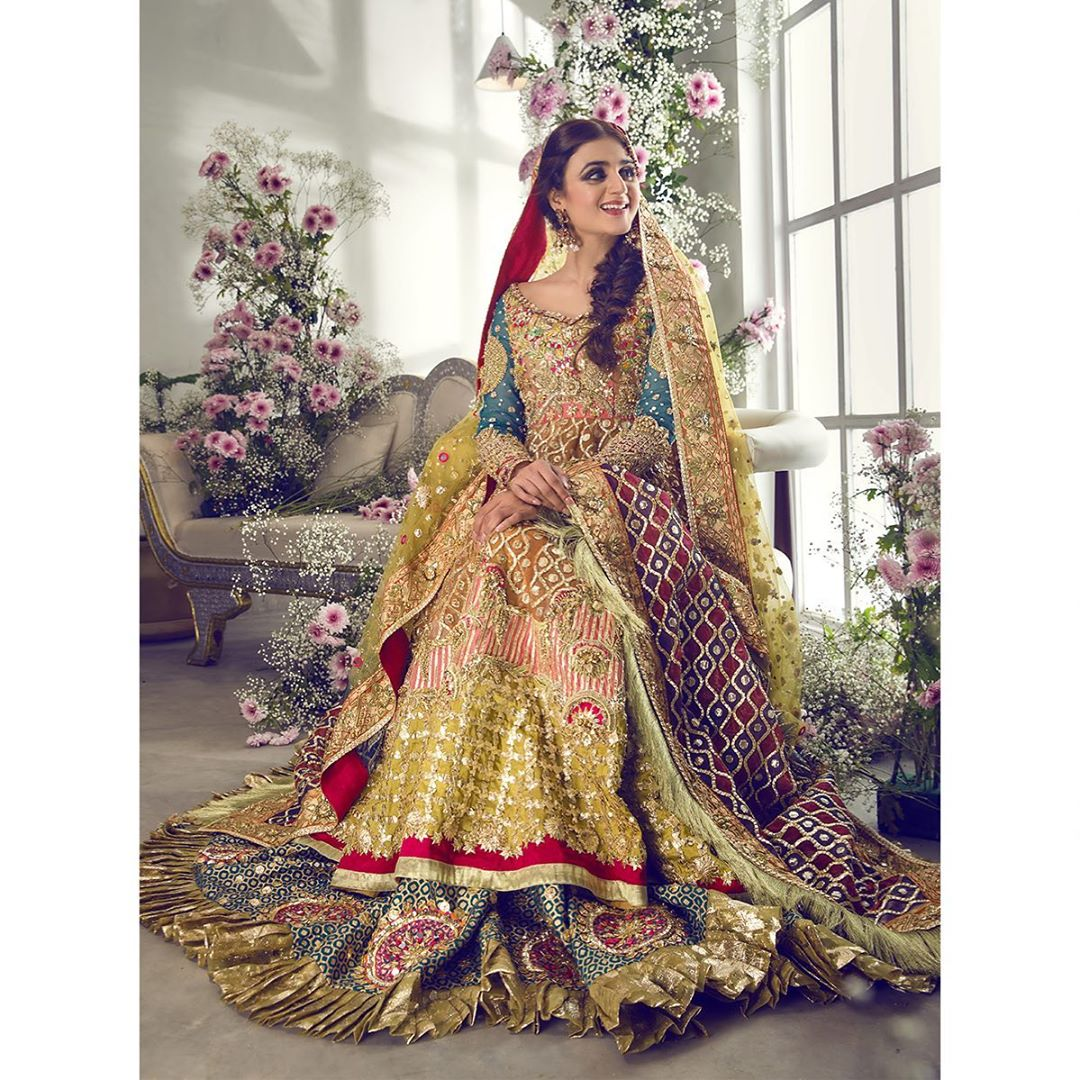 Hira Mani Bridal Shoot 4