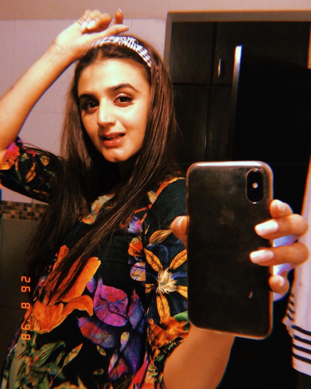 Latest Clicks of Actress Hira Mani 1