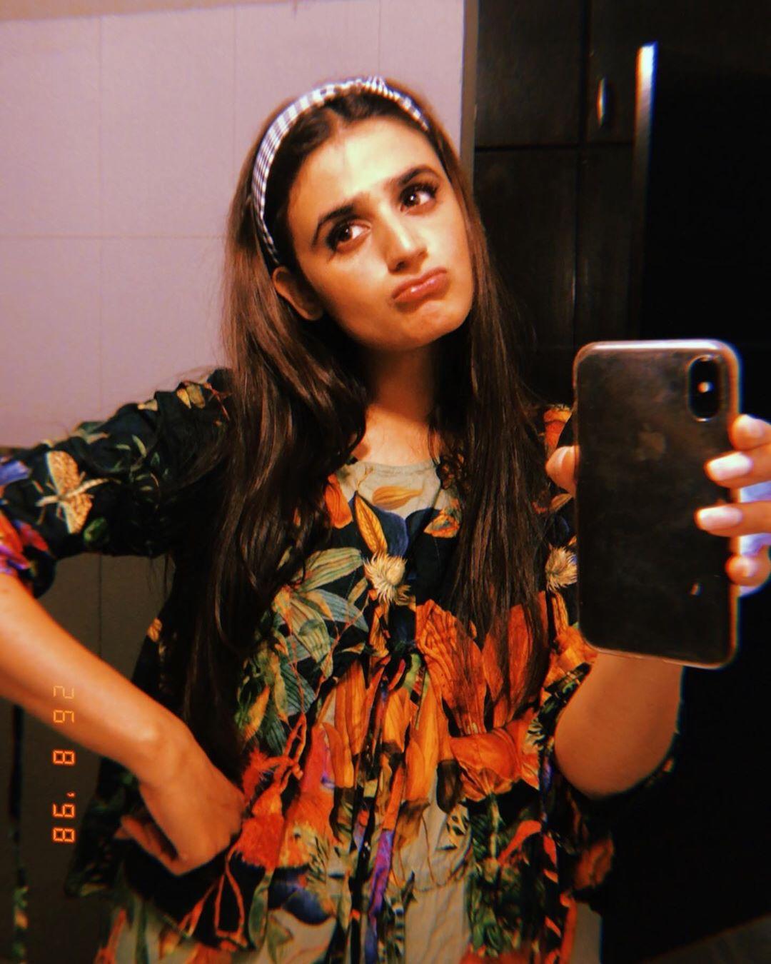 Latest Clicks of Actress Hira Mani 11