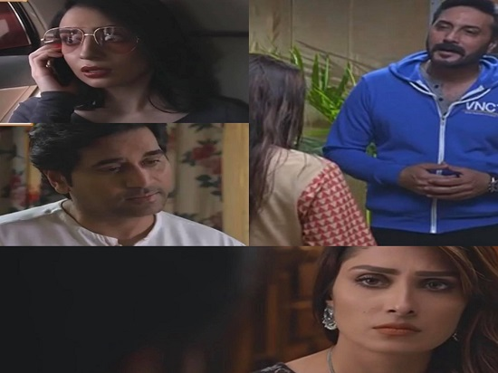 Meray Pass Tum Ho Episode 6 Story Review – The Temptation
