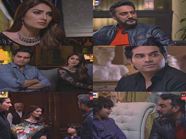 Meray Pass Tum Ho Episode 5 Story Review – The Dinner & The Decision