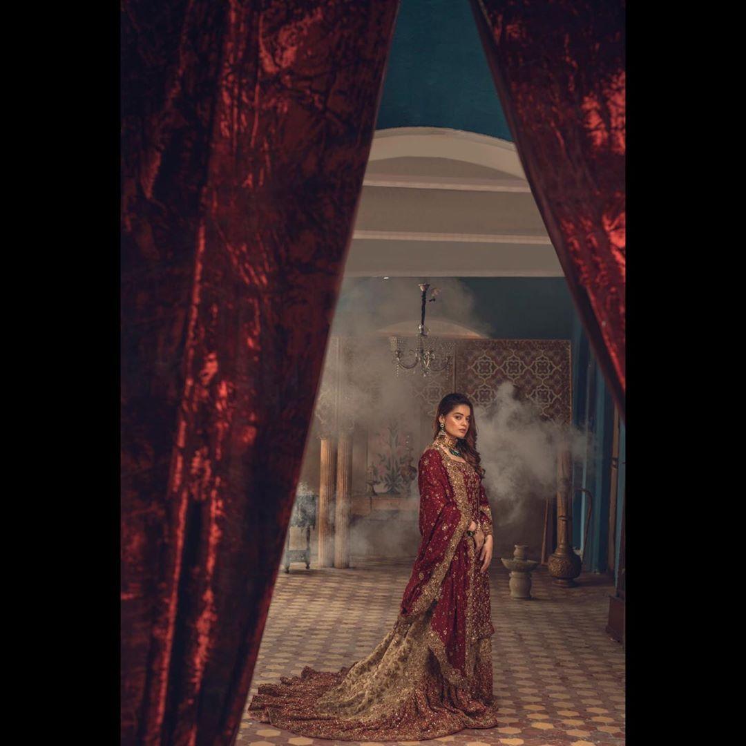 Minal Khan Photo Shoot 8
