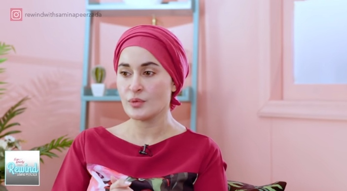 Shaista Lodhi On Her Divorce And Second Marriage